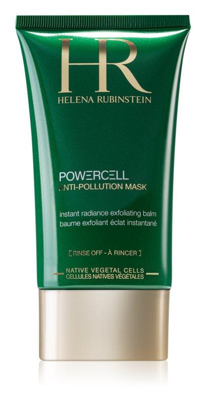 Helena Rubinstein Powercell exfoliačná maska pre obnovu povrchu pleti