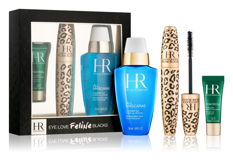 Helena Rubinstein Lash Queen Mascara Feline Blacks Cosmetic Set VII.