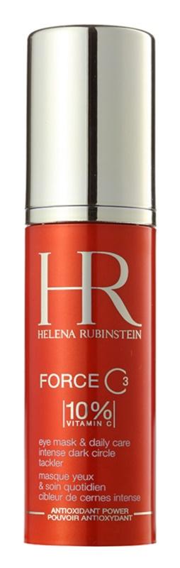 Helena Rubinstein Force C3 maska pod oczy przeciw obrzękom i cieniom