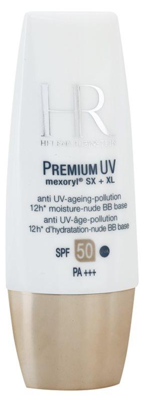 Helena Rubinstein Premium UV Protetor solar para cuidado da pele SPF50