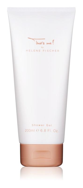 Helene Fischer That´s Me gel de duche para mulheres 200 ml