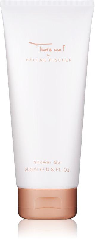 Helene Fischer That´s Me sprchový gel pro ženy 200 ml