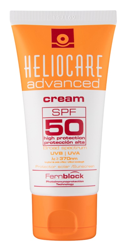 Heliocare Advanced крем для засмаги SPF 50