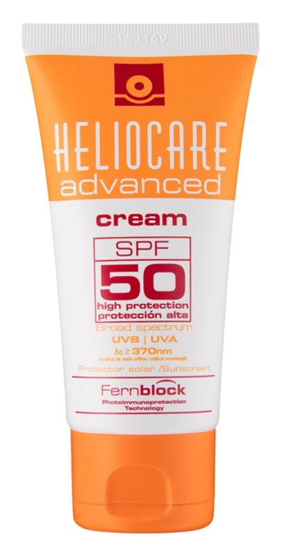 Heliocare Advanced Suntan Cream SPF50
