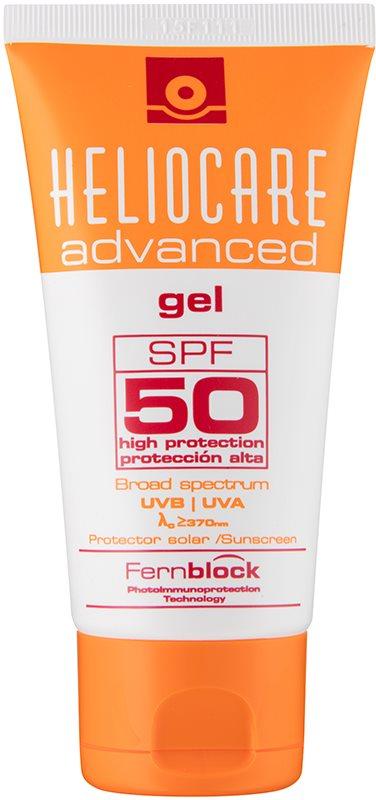 Heliocare Advanced gel za sunčanje SPF 50