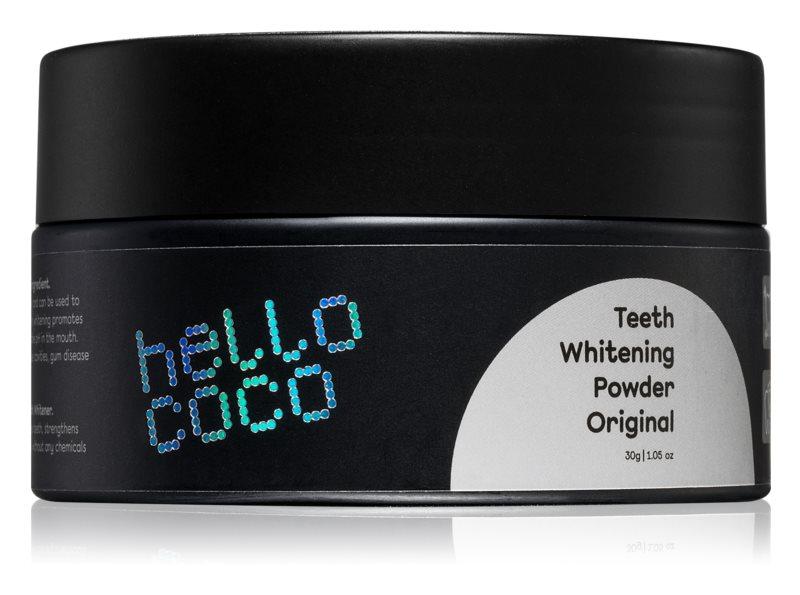 Hello Coco Sweet Mint aktívne uhlie na bielenie zubov