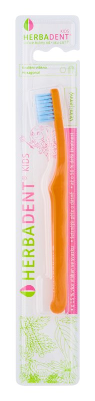 Herbadent Kids Toothbrush For Children Extra Soft