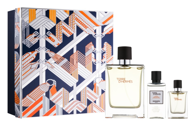Hermès Terre d'Hermès confezione regalo XXII