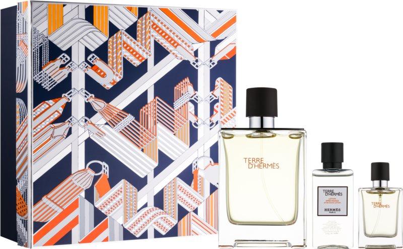 Hermes Terre d'Hermès σετ δώρου XXII.