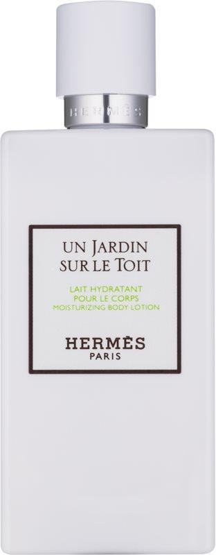 Hermès Un Jardin Sur Le Toit tělové mléko unisex 200 ml