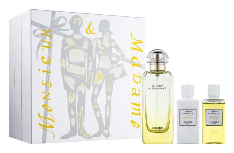 Hermes Le Jardin De Monsieur Li Gift Set  II.