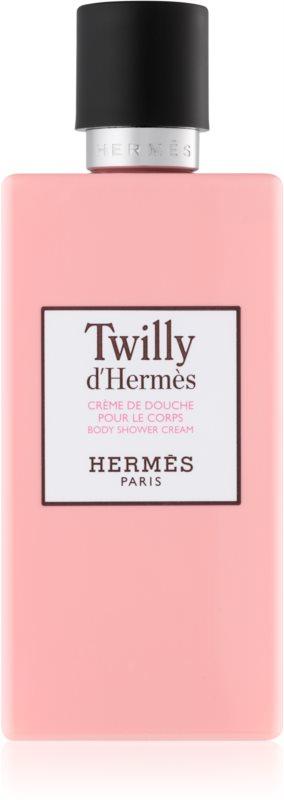 Hermès Twilly d'Hermès sprchový krém pro ženy 200 ml