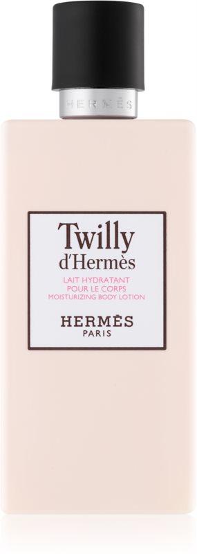 Hermès Twilly d'Hermes telové mlieko pre ženy 200 ml