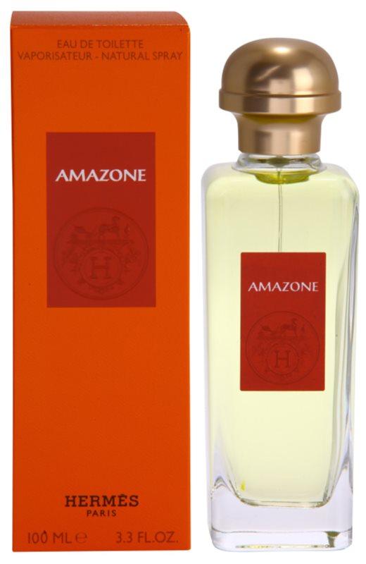 Hermès Amazone Eau de Toilette für Damen 100 ml