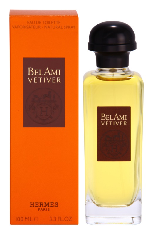 Hermès Bel Ami Vetiver Eau de Toilette for Men 100 ml