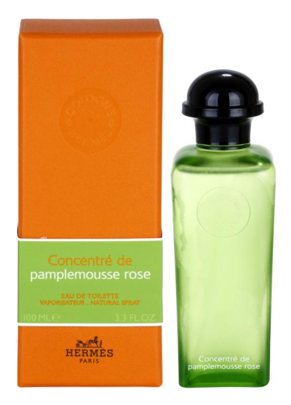 Hermès Concentré de Pamplemousse Rose тоалетна вода унисекс 100 мл.