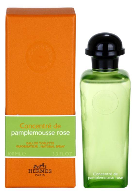 Hermes Concentré de Pamplemousse Rose Eau de Toilette Unisex 100 ml