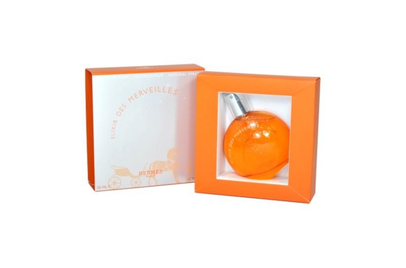 Hermès Elixir Des Merveilles eau de parfum pentru femei 50 ml