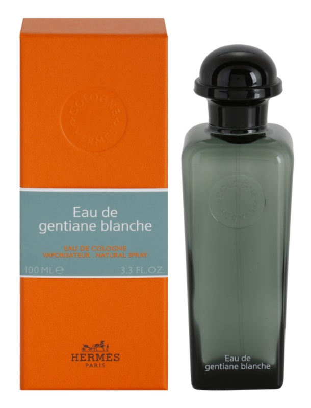 Hermès Eau de Gentiane Blanche одеколон унісекс 100 мл