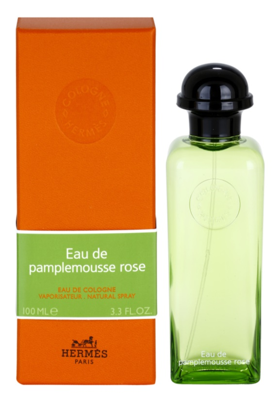 Hermès Eau de Pamplemousse Rose одеколон унисекс 100 мл.