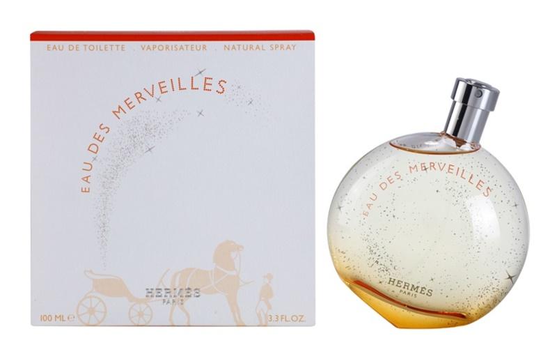 Hermès Eau des Merveilles туалетна вода для жінок 100 мл