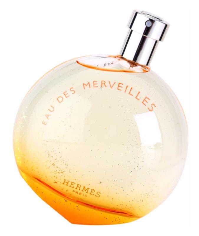 Hermès Eau des Merveilles тоалетна вода тестер за жени 100 мл.