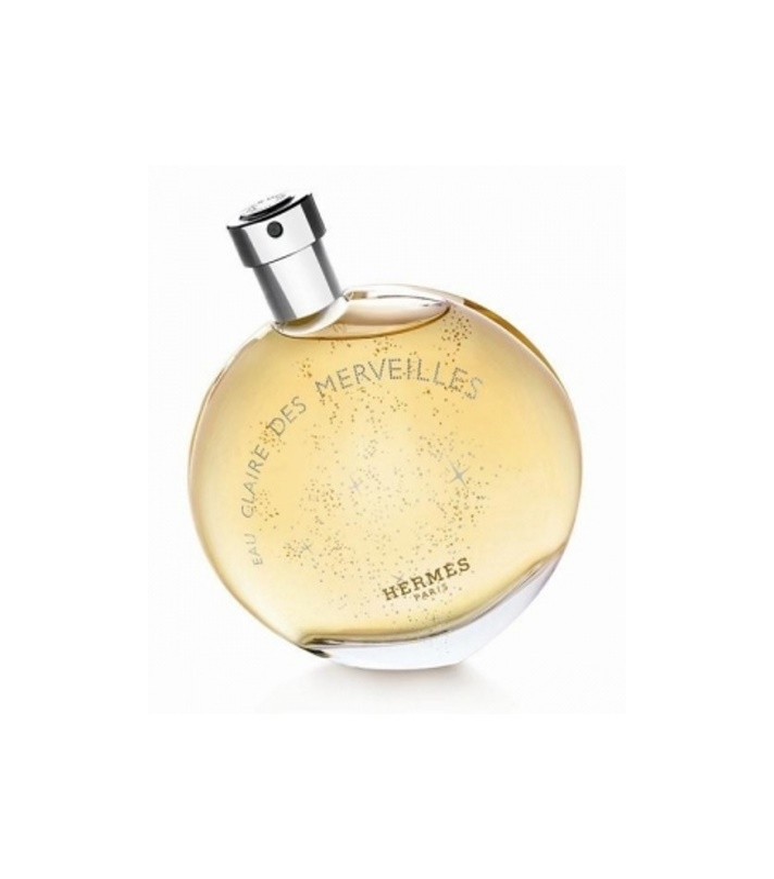 Hermès Eau Claire des Merveilles eau de toilette pentru femei 50 ml