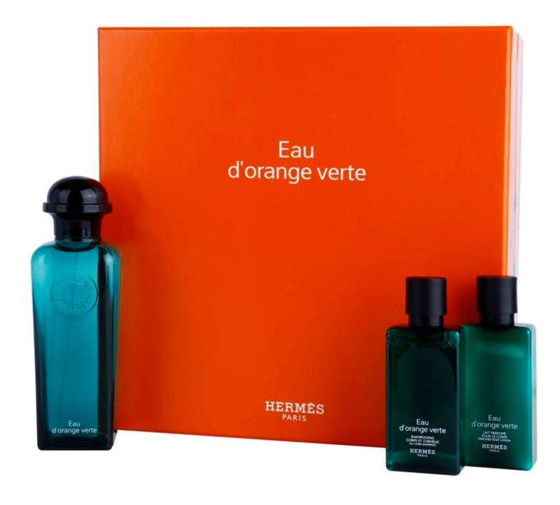 Hermès Eau d'Orange Verte coffret III.