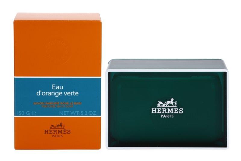 Hermès Eau d'Orange Verte sapun parfumat unisex 150 g