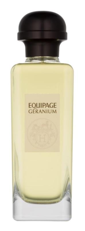 Hermès Equipage Géranium Eau de Toilette for Men 100 ml