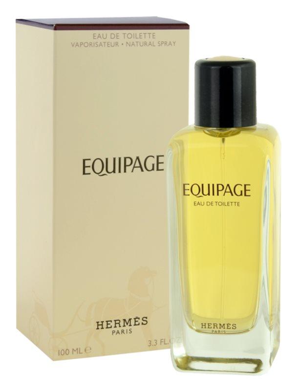 Hermès Equipage Eau de Toilette Herren 100 ml