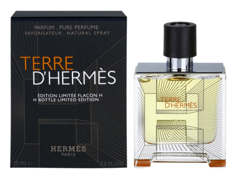 Hermès Terre d'Hermès H Bottle Limited Edition 2014 parfém pre mužov 75 ml