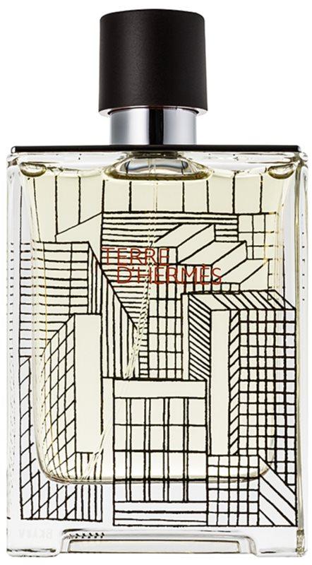 Hermès Terre d'Hermès H Bottle Limited Edition 2017 Eau de Toilette for Men 100 ml