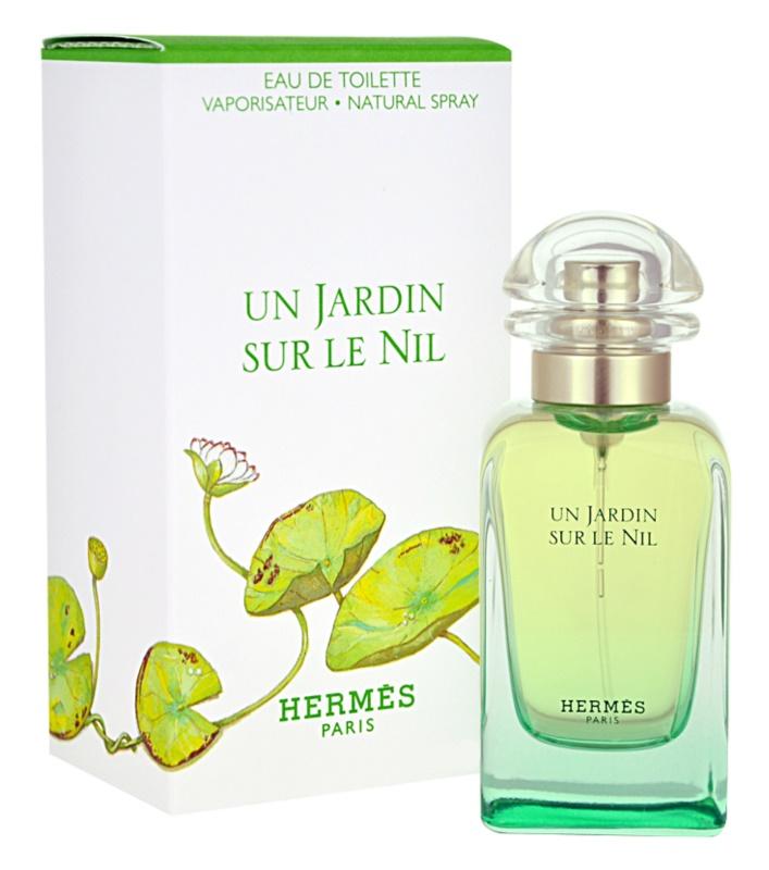 Hermès Un Jardin Sur Le Nil woda toaletowa unisex 50 ml