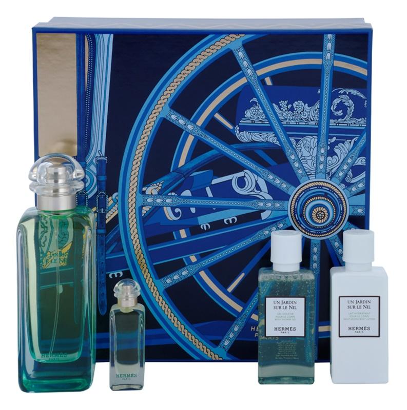 Hermes Un Jardin Sur Le Nil σετ δώρου VII.