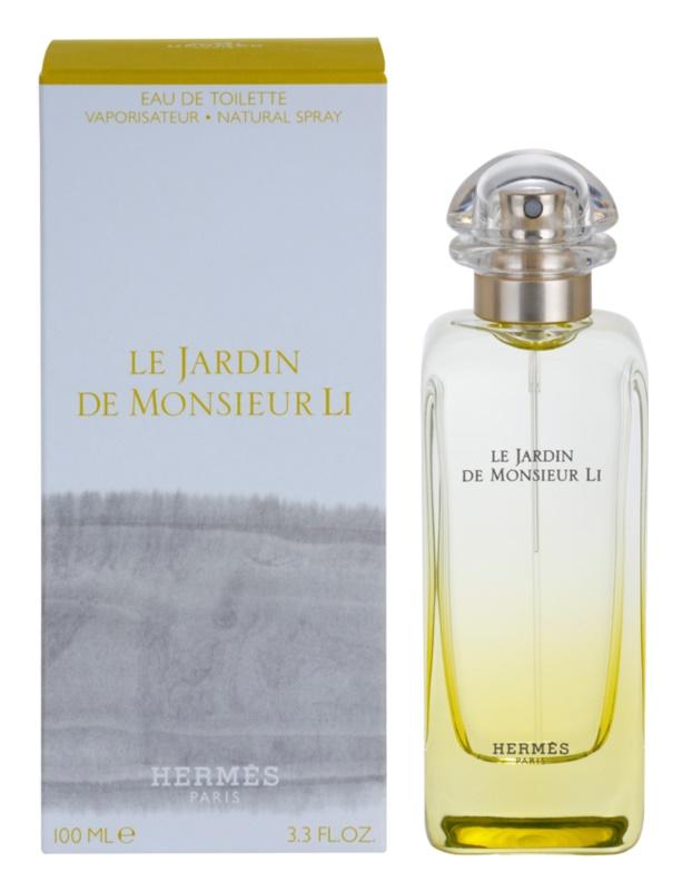 Hermès Le Jardin De Monsieur Li toaletní voda unisex 100 ml