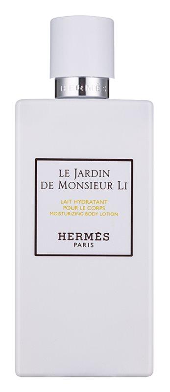 Hermès Le Jardin De Monsieur Li lapte de corp unisex 200 ml