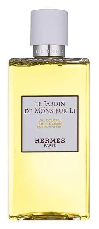 Hermès Le Jardin De Monsieur Li gel de dus unisex 200 ml