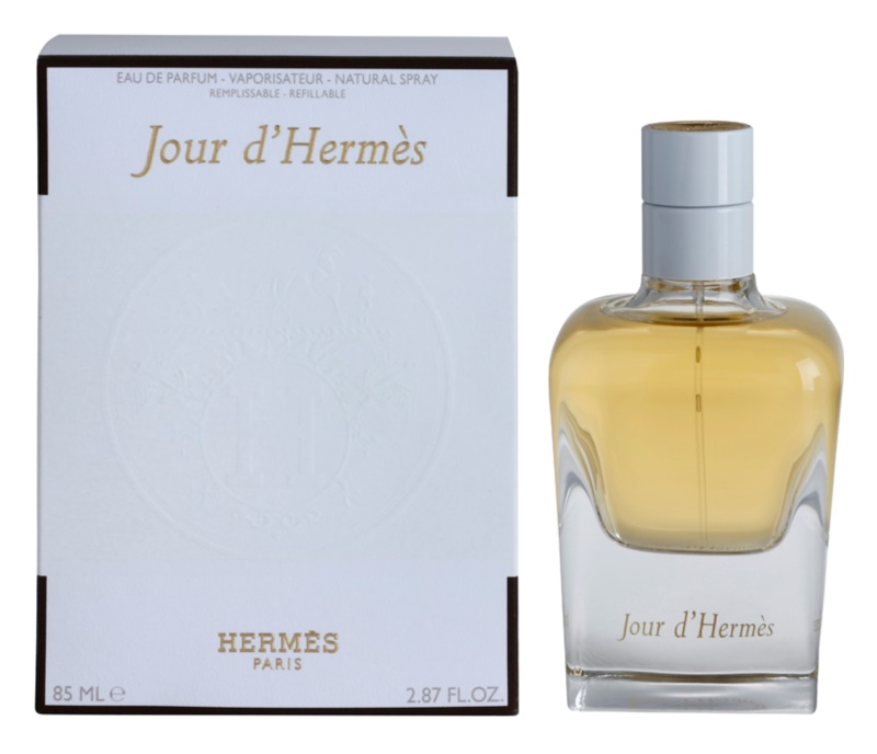 herm s jour d 39 herm s eau de parfum pour femme 85 ml rechargeable. Black Bedroom Furniture Sets. Home Design Ideas