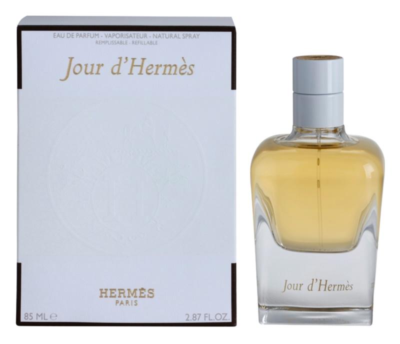 Hermès Jour d'Hermès Parfumovaná voda pre ženy 85 ml plniteľná