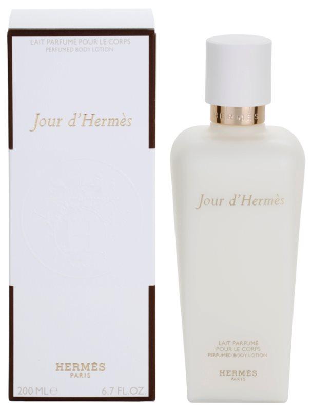 Hermès Jour d'Hermès telové mlieko pre ženy 200 ml