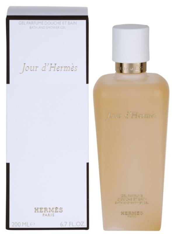 Hermès Jour d'Hermès sprchový gel pro ženy 200 ml