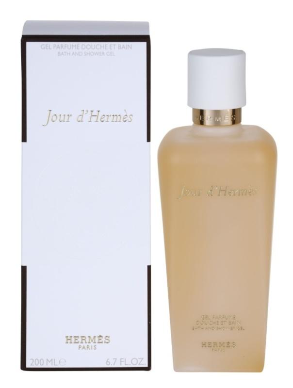 Hermès Jour d'Hermès żel pod prysznic dla kobiet 200 ml