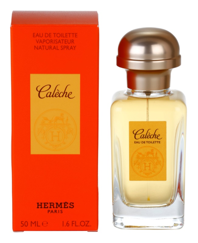 Hermès Caleche Eau de Toilette for Women 50 ml
