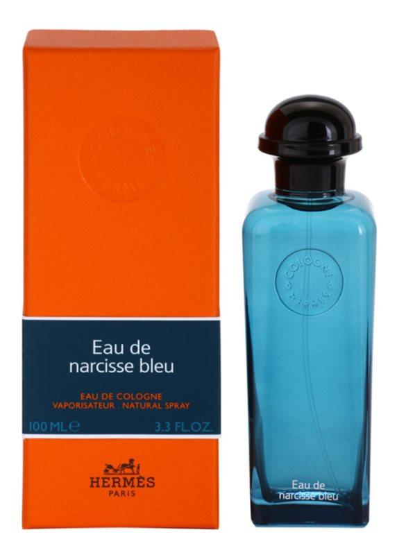 Hermès Eau de Narcisse Bleu kolinská voda unisex 100 ml