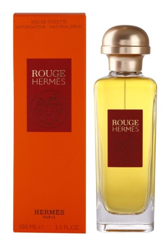 Hermès Rouge Hermès toaletná voda pre ženy 100 ml