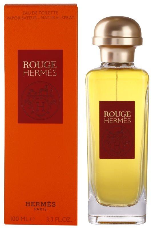 Hermès Rouge Hermès toaletní voda pro ženy 100 ml