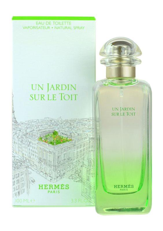 Hermès Un Jardin Sur Le Toit Eau de Toilette unissexo 100 ml