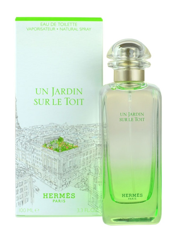 Hermès Un Jardin Sur Le Toit woda toaletowa unisex 100 ml