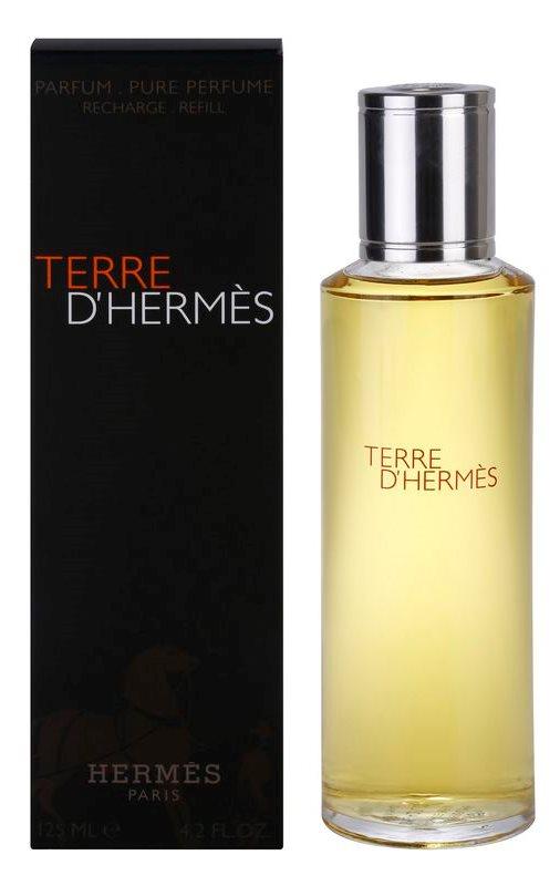 Hermès Terre d'Hermès parfém pro muže 125 ml náplň